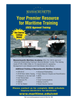 Marine Technology Magazine, page 4th Cover,  Jun 2006