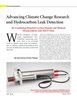 Marine Technology Magazine, page 18,  Mar 2013 carbon sensing applications