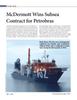 Marine Technology Magazine, page 28,  Nov 2013 Tony Duncan