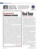 Marine Technology Magazine, page 8,  Jan 2014 Tyson Bottenus