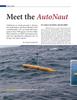 Marine Technology Magazine, page 14,  May 2015