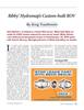 Marine Technology Magazine, page 45,  May 2015