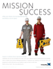 Marine Technology Magazine, page 2nd Cover,  May 2021