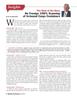 Maritime Logistics Professional Magazine, page 8,  Q4 2012