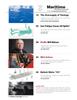 Maritime Logistics Professional Magazine, page 2,  Q4 2012