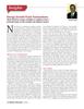 Maritime Logistics Professional Magazine, page 10,  Q1 2014 North Sea