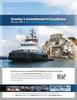 Maritime Logistics Professional Magazine, page 37,  Q1 2014