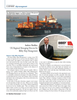 Maritime Logistics Professional Magazine, page 36,  Q1 2015