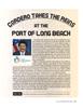 Maritime Logistics Professional Magazine, page 35,  Mar/Apr 2017