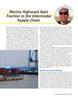 Maritime Logistics Professional Magazine, page 15,  May/Jun 2019