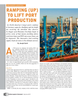 Maritime Logistics Professional Magazine, page 18,  May/Jun 2019