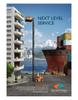 Maritime Logistics Professional Magazine, page 1,  May/Jun 2019