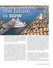 Maritime Logistics Professional Magazine, page 33,  May/Jun 2019