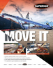 Maritime Logistics Professional Magazine, page 4th Cover,  May/Jun 2019