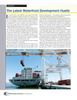 Maritime Logistics Professional Magazine, page 10,  Jul/Aug 2019