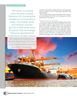 Maritime Logistics Professional Magazine, page 28,  Sep/Oct 2019