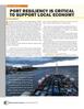Maritime Logistics Professional Magazine, page 24,  Nov/Dec 2019
