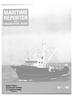 Maritime Reporter Magazine Cover Jul 1980 -