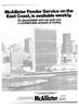 Maritime Reporter Magazine, page 1,  Jul 15, 1980 McAllister Feeder Barge Division