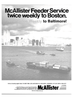Maritime Reporter Magazine, page 1,  Mar 15, 1985 McAllister Brothers Inc.