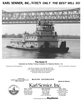 Maritime Reporter Magazine, page 2nd Cover,  Mar 1992 Louisiana