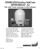 Maritime Reporter Magazine, page 75,  Mar 1992 satellite communications system
