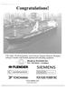 Maritime Reporter Magazine, page 5,  Apr 2001 FLENDER SIEMENS WYOKOHAMA FOX FLUID POWER INC.