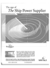 Maritime Reporter Magazine, page 51,  Jul 2001 propulsion power systems