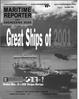 Maritime Reporter Magazine Cover Dec 2001 -