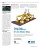 Maritime Reporter Magazine, page 11,  Jan 2014 Navy