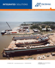Maritime Reporter Magazine, page 3rd Cover,  Jan 2014