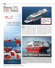 Maritime Reporter Magazine, page 12,  Mar 2014 gas send-out