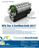 Maritime Reporter Magazine, page 4th Cover,  Mar 2015