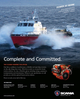 Maritime Reporter Magazine, page 1,  May 2015