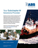 Maritime Reporter Magazine, page 3rd Cover,  Oct 2015