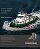 Maritime Reporter Magazine, page 4th Cover,  Aug 2019