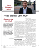 Offshore Energy Reporter Magazine, page 10,  Jan 2015
