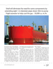 Offshore Energy Reporter Magazine, page 15,  Jan 2015