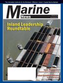 Marine News Magazine Cover Feb 2013 - Bulk Transport Leadership Roundtable