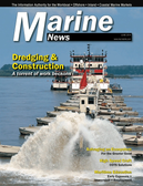 Marine News Magazine Cover Jun 2014 - Dredging & Marine Construction