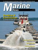 Marine News Magazine Cover Jun 2014 - Dredging & Marine Construction