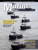 Marine News Magazine Cover Dec 2014 - Salvage & Spill Response