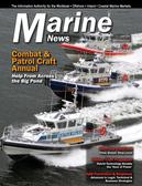 Marine News Magazine Cover Jun 2016 - Combat & Patrol Craft Annual