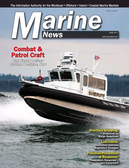 Marine News Magazine Cover Jun 2017 - Combat & Patrol Craft Annual