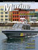 Marine News Magazine Cover Jun 2018 - Combat & Patrol Craft Annual