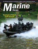 Marine News Magazine Cover Jun 2019 - Combat & Patrol Craft Annual