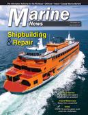 Marine News Magazine Cover Sep 2021 - Shipbuilding & Repair
