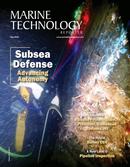 Marine Technology Magazine Cover May 2020 -