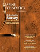 Marine Technology Magazine Cover Jun 2020 -