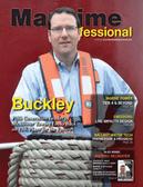 Maritime Logistics Professional Magazine Cover Q4 2014 -
